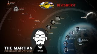 BEST&WORST: The Martian e il vizietto di Matt Damon