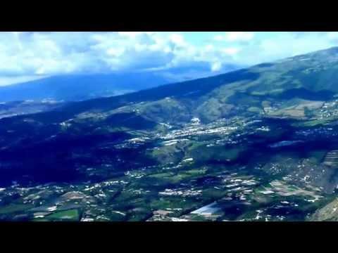 Day10 (Farewell) - leaving Quito Ecuador; the end of  10 Day Ecuador & Amazon Adventure (May 2014)