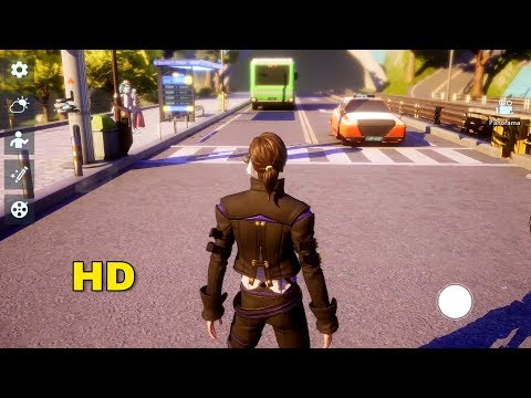 Top 10 Best Open World Games For Android & IOS 2020!