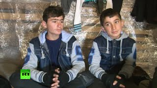 Куда уходит детство: боевики ИГ превратили жизнь курдских детей в ад