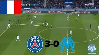 #3 PSG - OM / ANALYSE TACTIQUE