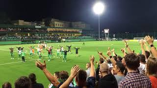 Žalgiris - Sevilla 0:5 (UEFA Europa league - 16/08/2018)