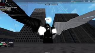 ROBLOX PARKOUR FREERUNNING!