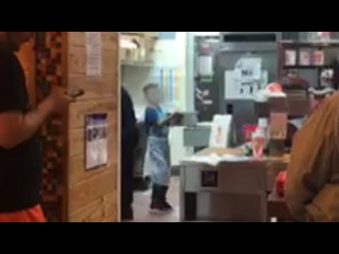 The Woody Show - Dad of Kid Seen Working at Popeye's Gets Fired