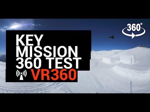 360 VR - NK Snowboard en Freestyle Ski 2017
