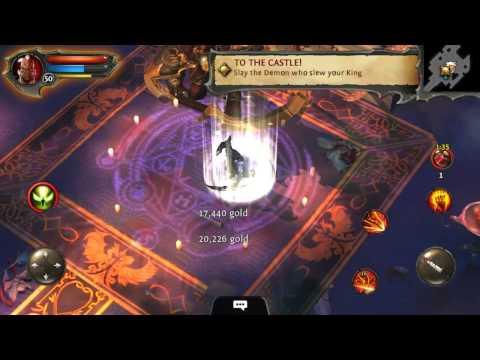Dungeon Hunter 4 Blademaster