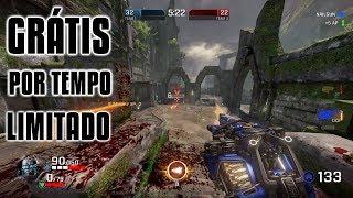 FPS TOP DA STEAM QUE ESTÁ GRÁTIS POR TEMPO LIMITADO + TUTORIAL PRA PEGAR O GAME