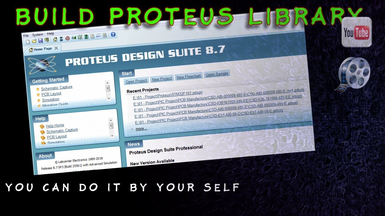 Stm32f103c8t6 Proteus Library