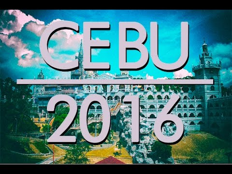 Weekend Getaway In Cebu | 2016
