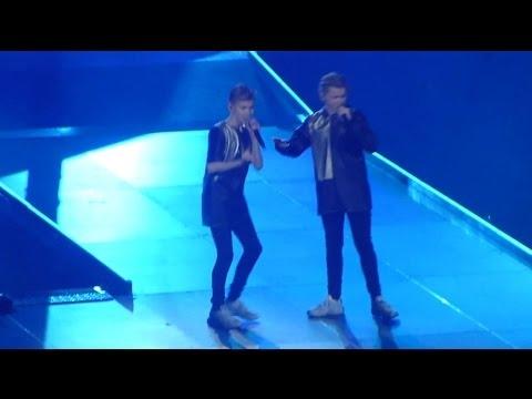 Marcus & Martinus - Ekko (Live Globen Arena Stockholm 11.02.2017)