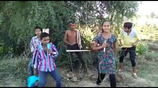 Rona to farvana Gujarati song funny dance latest video 2017
