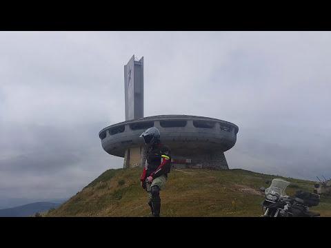 "ROADTRIP to Bulgaria and Romania 2017""Buzludzha Transfagarasan-Transalpina""(Part1)phantom 4proGopro5"