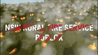 Rural Fire Service Roblox - Join Now!