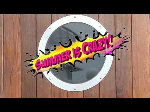POPline Premiere: Amannda & Lorena Simpson - Summer Is Crazy - Estreia 14 de maio às 19h45