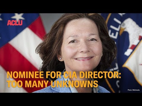 Nominee for CIA Director: Too Many Unknowns