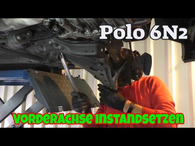 Querlenker wechseln - Fahrwerk instandsetzen - Polo 6N