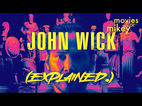 John Wick (2014) - Movies with Mikey streaming vf