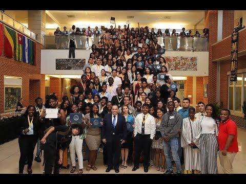 Academic Awards Night - Class of 2019 - Newark Board of Education