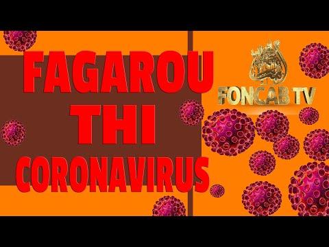 FAGAROU THI CORONAVIRUS COVID-19