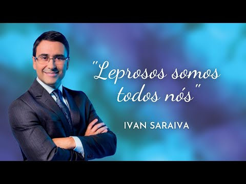 Pastor Ivan Saraiva no Viva Mais - #SomosTodosLeprosos