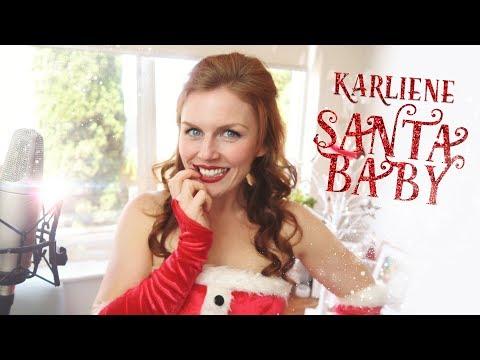Karliene - Santa Baby