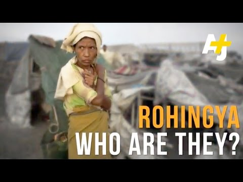 Who Are The Rohingya Of Myanmar?