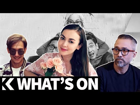 What's On: Adipati Dolken, Rianty Cartwright, & Lukman Sardi di 3 Dara