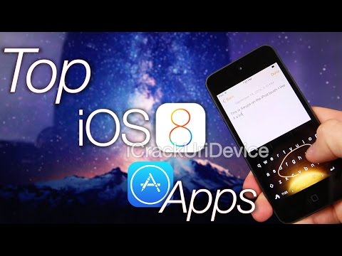 BEST 8 Top iOS 8 Apps, Custom Keyboards, Widgets Touch ID iPhone 6 Plus Compatible & More