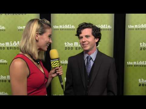 The Middle 200TH Episode Party ABTV  with Charlie McDermott