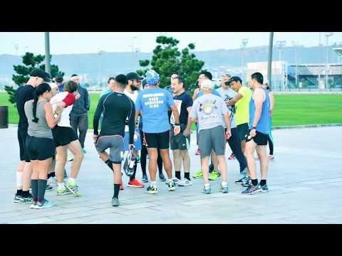Marine Corps Marathon 2017 in Baku