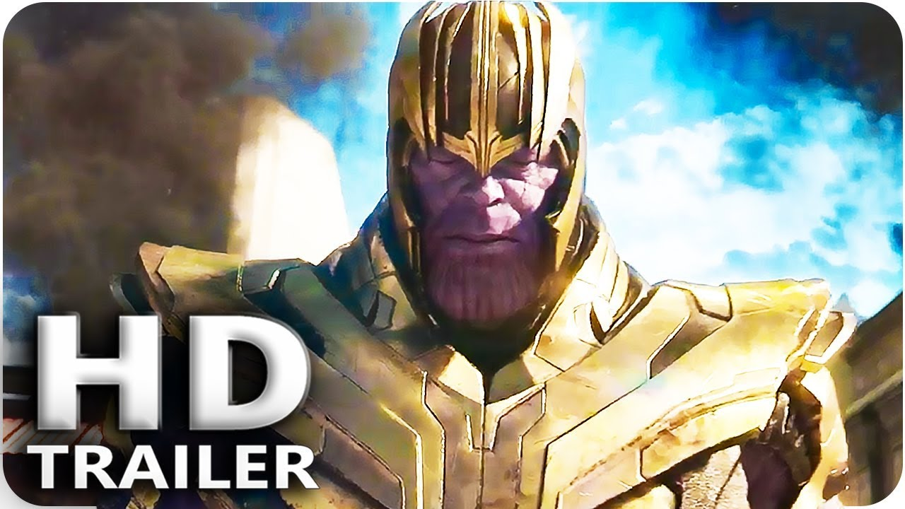 avengers infinity war final trailer (extended) marvel - youtube