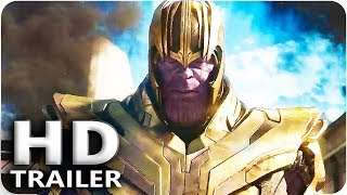 AVENGERS INFINITY WAR Final Trailer (Extended) Marvel