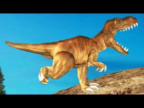 L.A Rex (Lv 01-13) - TYRANNOSAURUS REX | Eftsei Gaming