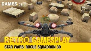 Retro GamesPlay - Star Wars: Rogue Squadron 3D