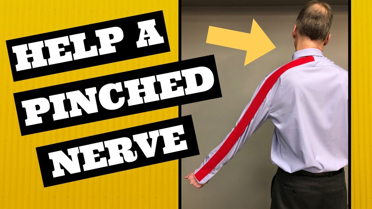 Download Most Important Exercises to Help Pinched Nerve & Neck Pain