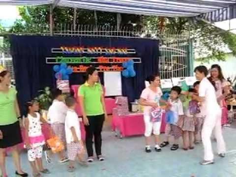 nhà trường - gia đình - dinh dưỡng trẻ thơ - phần 4