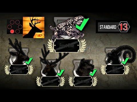 Deer Hunter [Region 13] [Trophy & Elite Series Hunting]