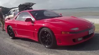 mitsubishi gto 3000gt new zealand one take