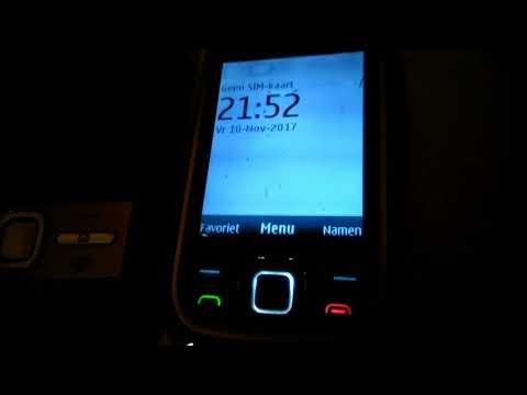 2017: Nokia E5 en Nokia 6303i classic