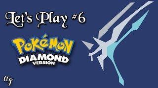 Let's Play Pokemon Diamond - Part 1