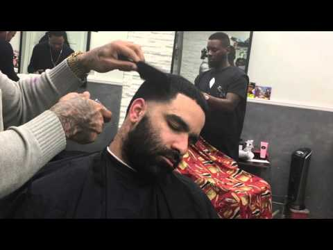 Skin taper tutorial with beard shapeup razor finish | by Sneed_dabarber