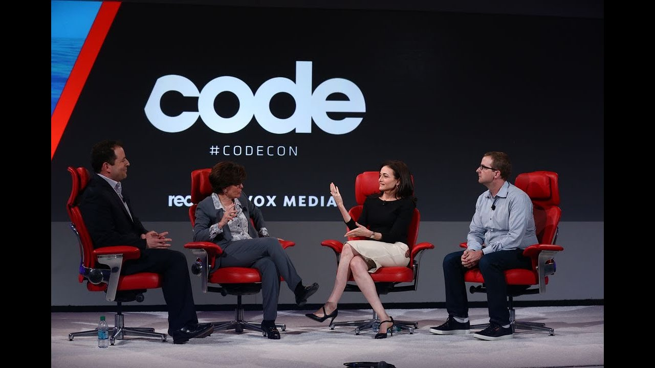 Full video and transcript: Facebook COO Sheryl Sandberg and