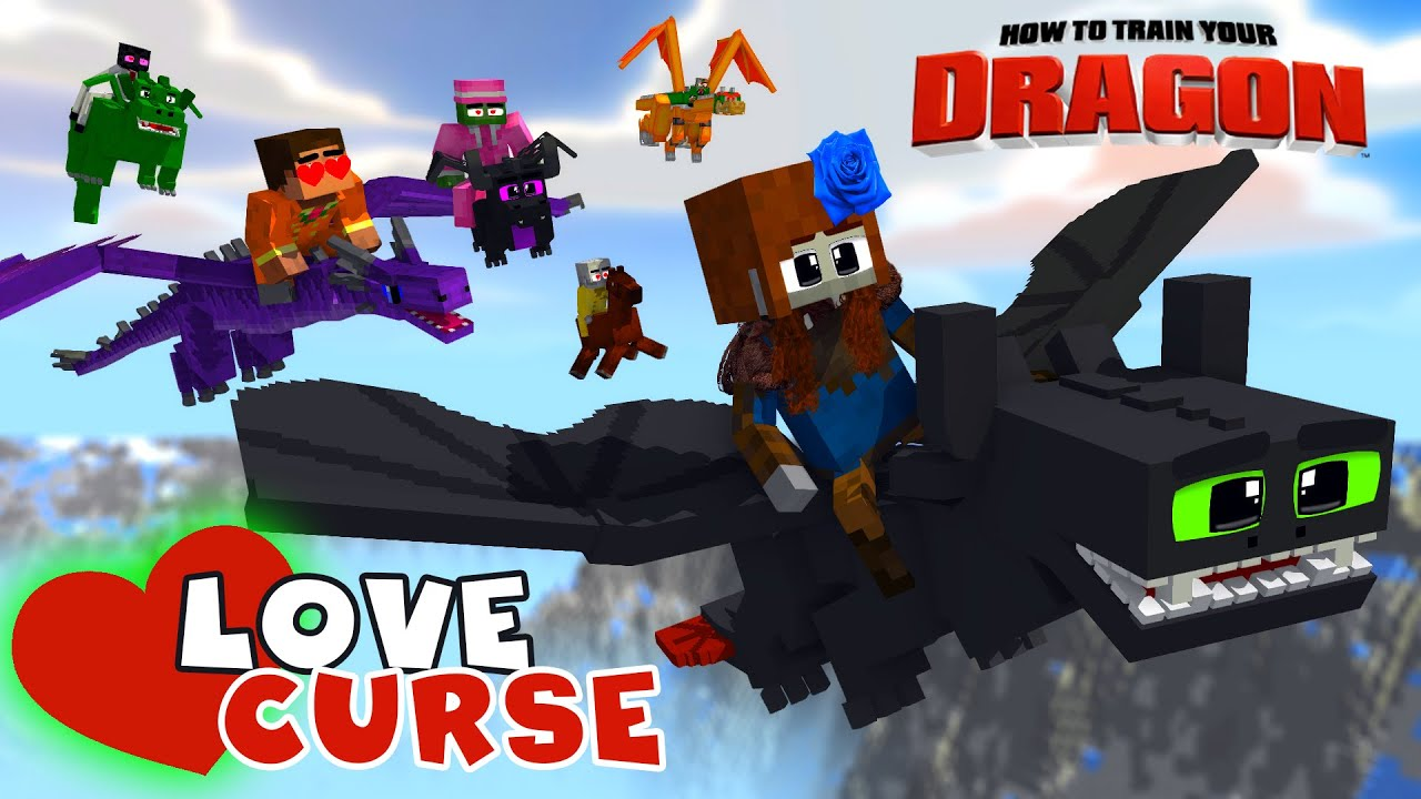 Monster School : HOW TO TRAIN YOUR DRAGON part 3