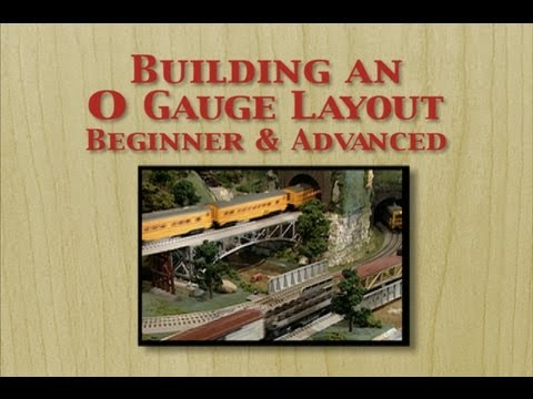 TM's Building an O Gauge Layout