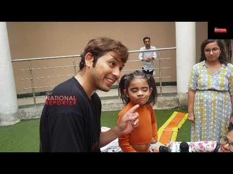 Muskan Sharma Live On Instagram With Bishal Sharma & Gourav