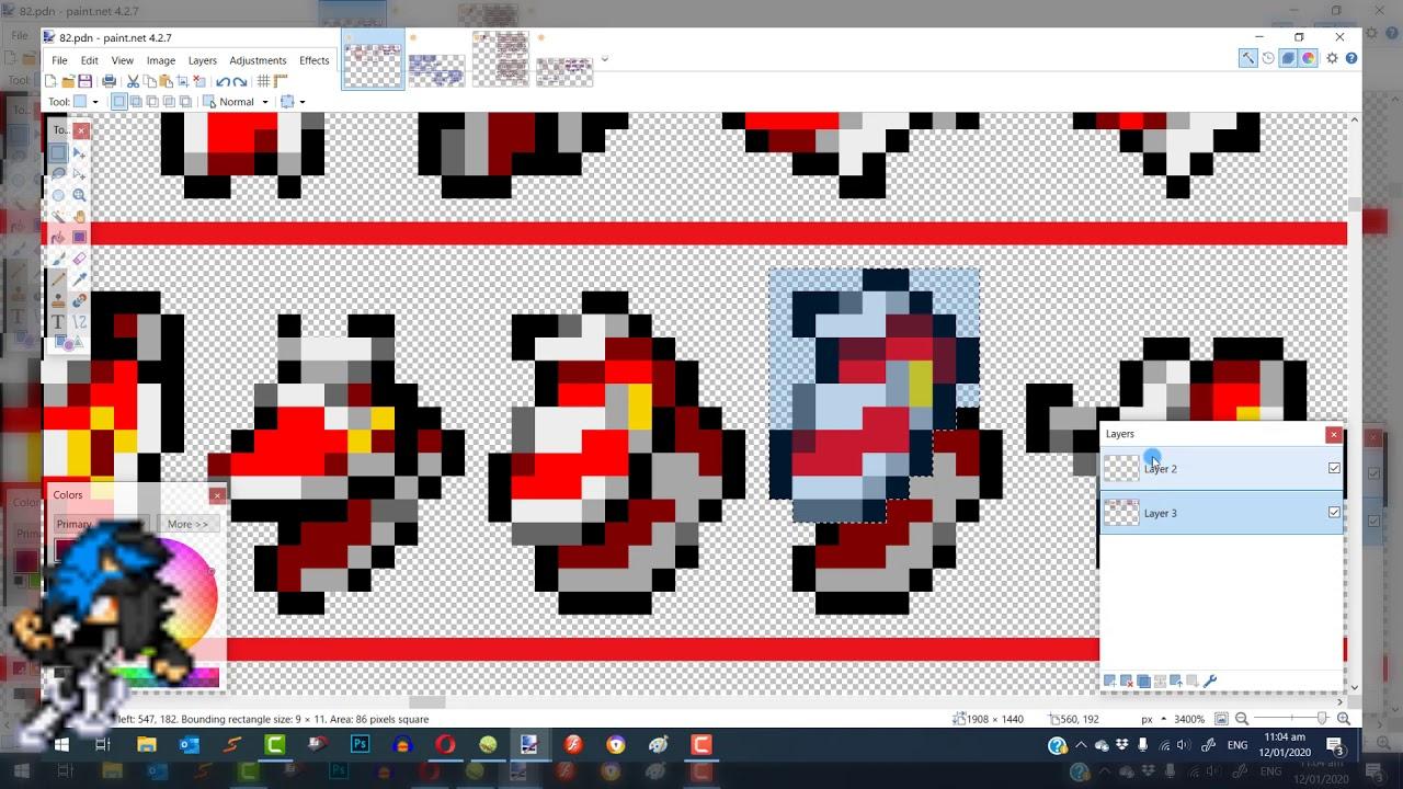 Speedsprite Sonic Custom