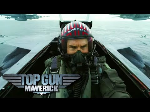 Woody and Wilcox - The New Top Gun Movie Trailer Looks Awesome!
