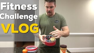 Pack-a-Snack Challenge | Fitness Friday | VLOG