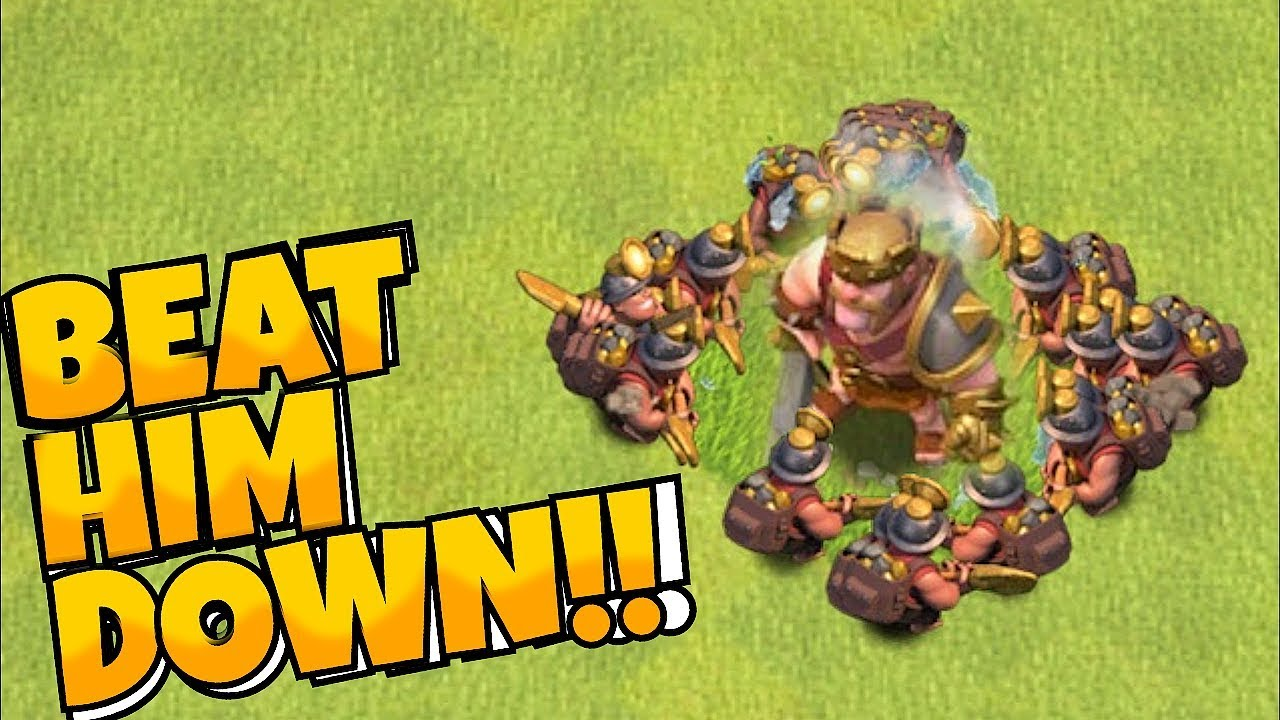 "WOW!! THIS GUY IS BEAST XD ""Clash Of Clans"" CLAN WAR PROS!!"