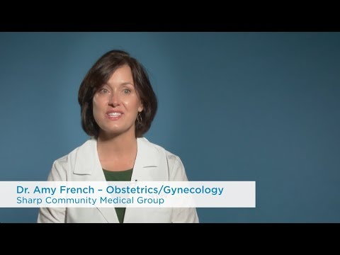 Dr  Amy French, Obstetrics/Gynecology
